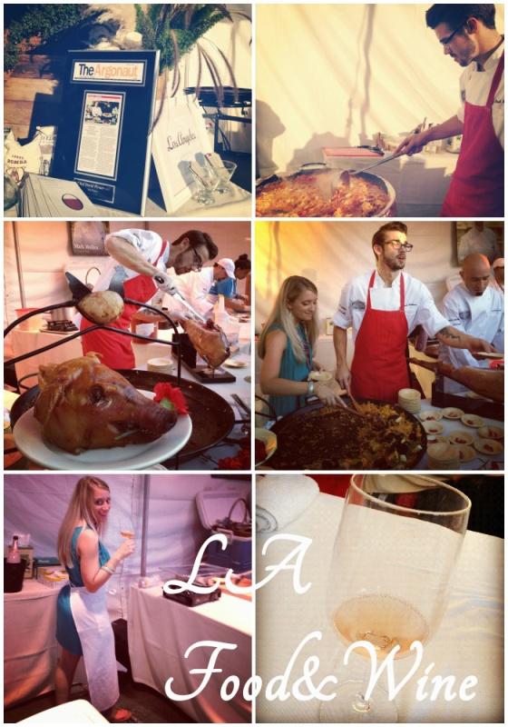 LA Food & Wine with Bar Pintxo