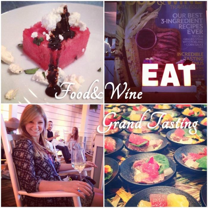 Food & Wine Grand Tasting