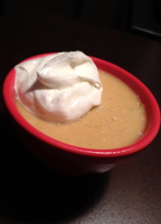 butterscotch pot de creme gjelina recipe diy