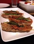 veal with prosciutto and sage