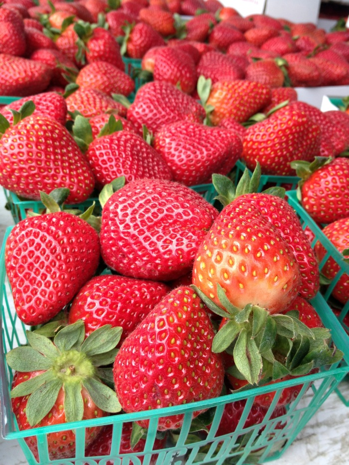 Glorias Strawberries