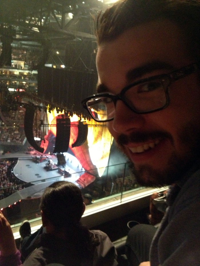 at the rolling stones