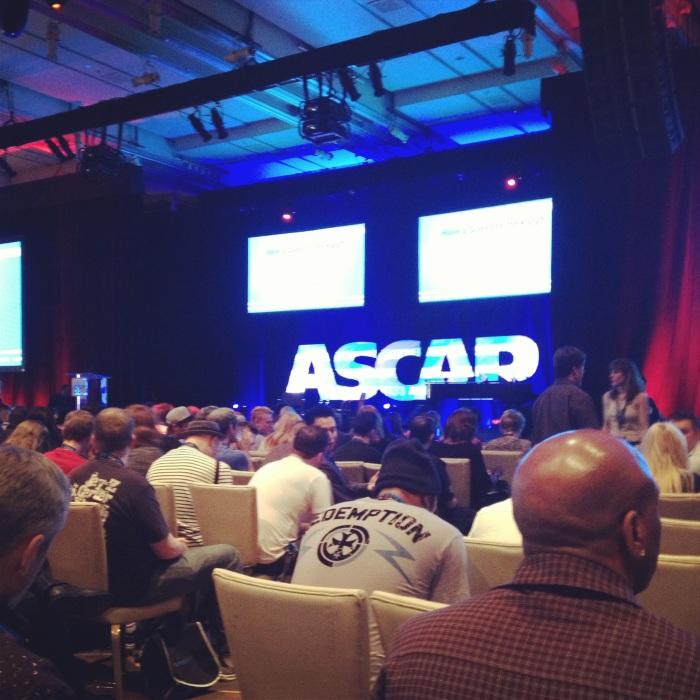 ASCAP Expo 2013