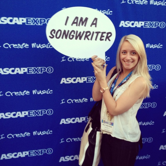 I am a Songwriter ASCAP