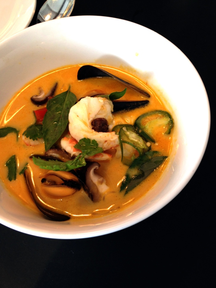Fishing With Dynamite Thai Soup