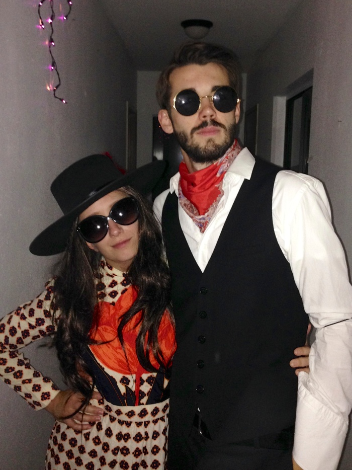 john and yoko halloween costume