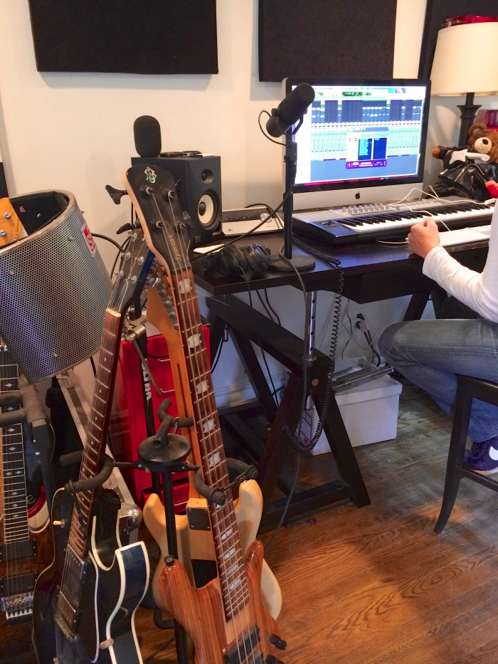 recording at eric's