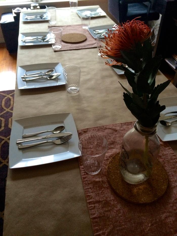 kels birthday dinner