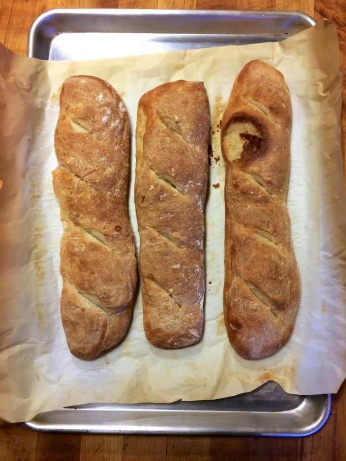 four hour baguette