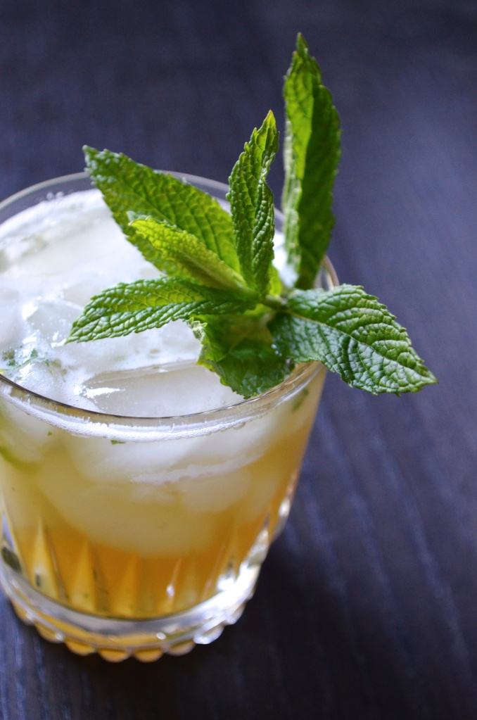 grapefruit mint julep recipe