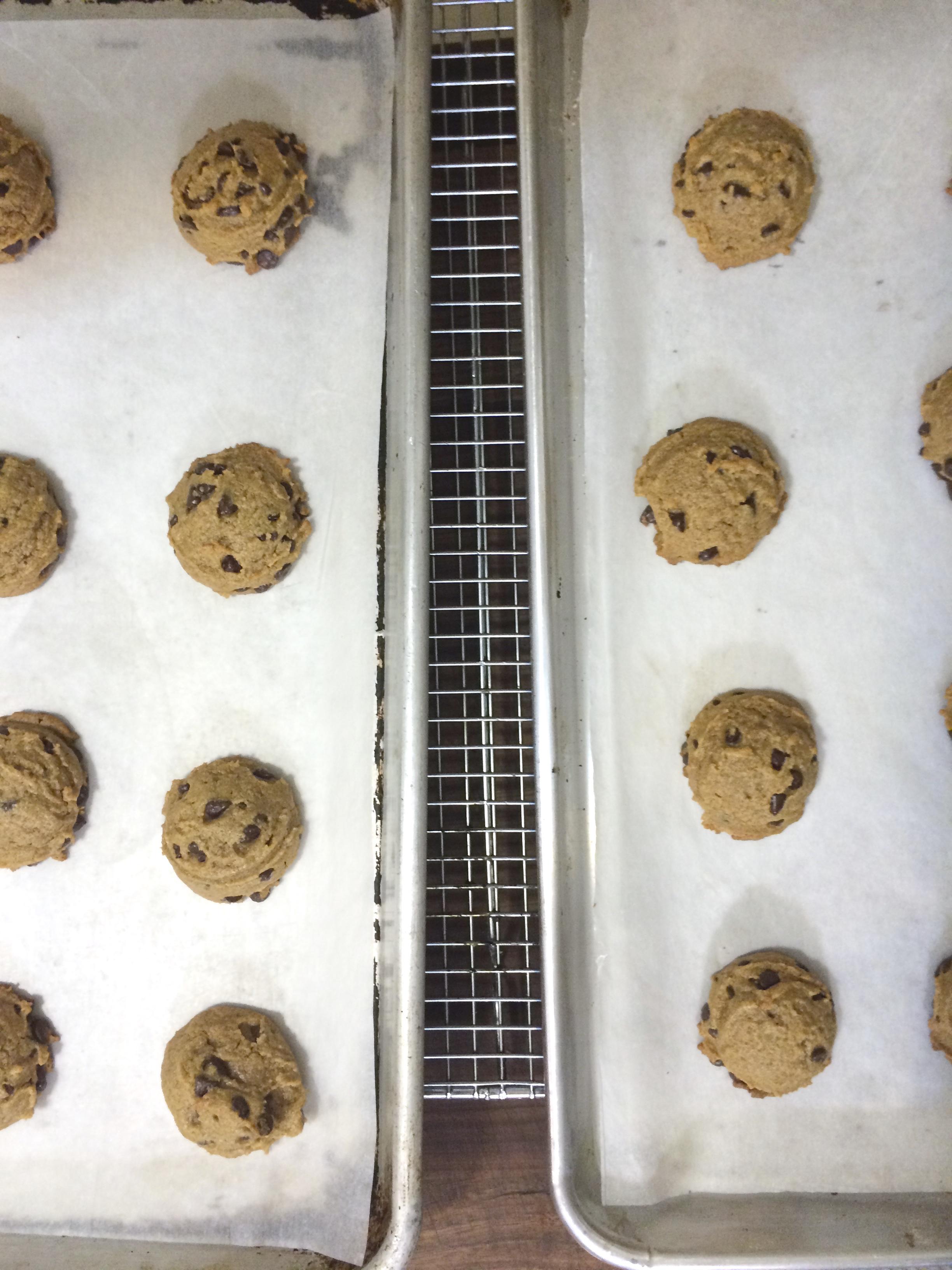 chocolate chip cookies | THE KEY OF KELS